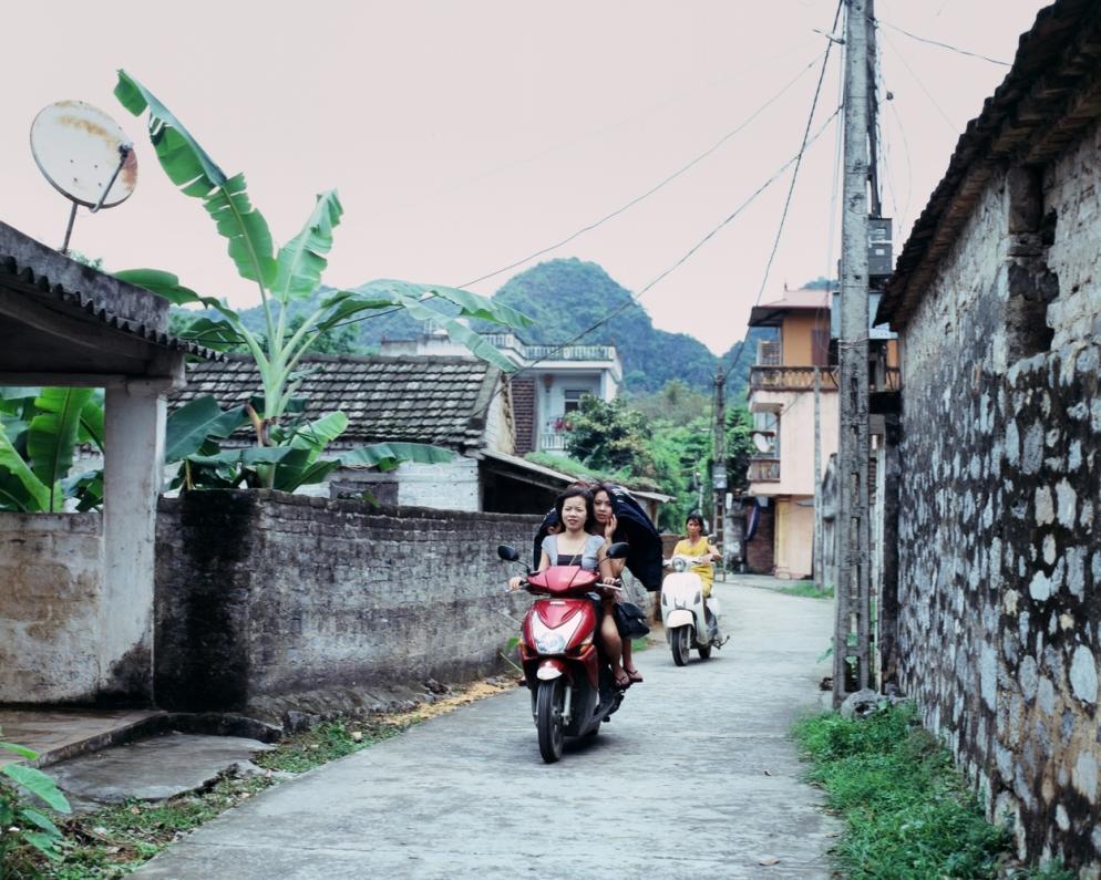 Ninh Binh Scooterists 1000